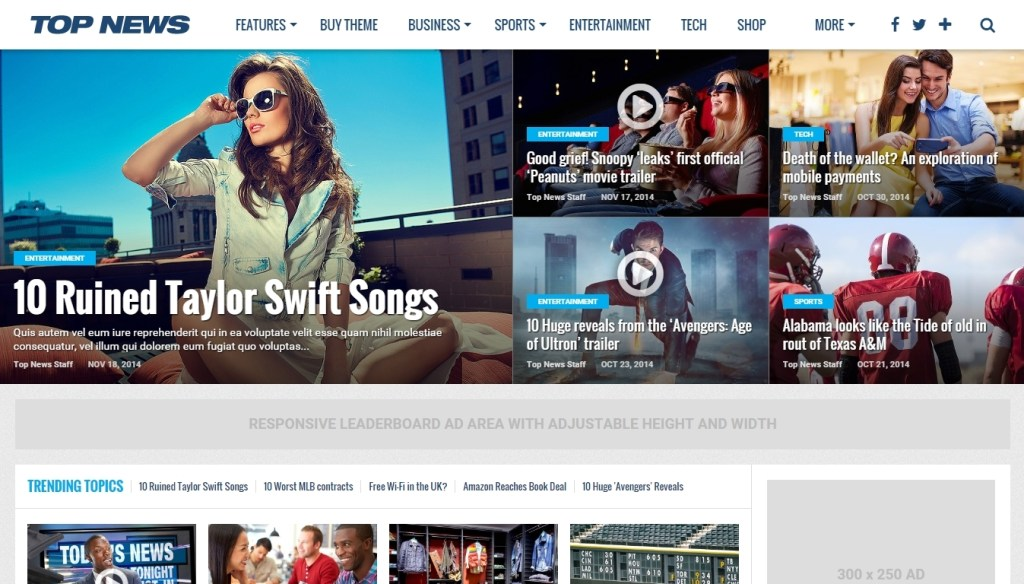 News WordPress Themes-2015