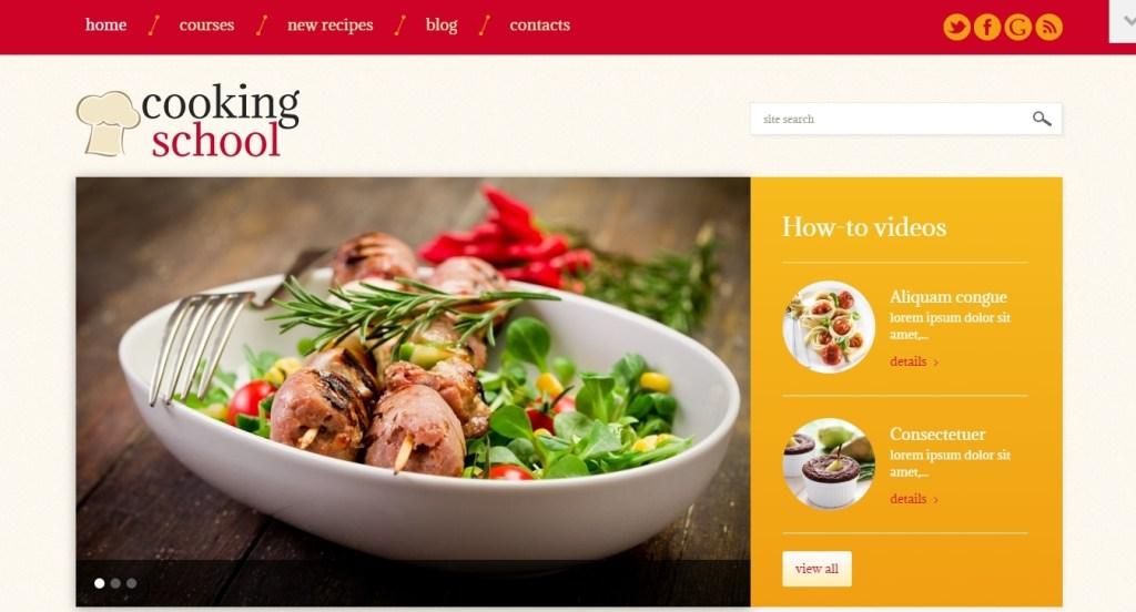 Best Food and Recipes WordPress Themes -2015-jul-1-019