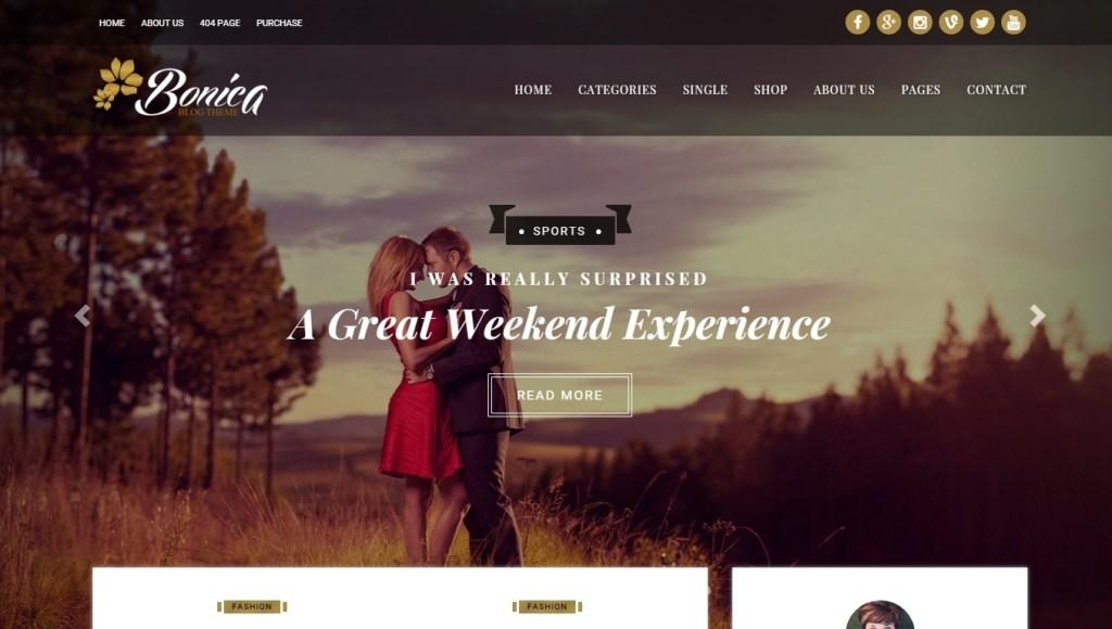 Best WordPress fashion themes for professional fashion blog