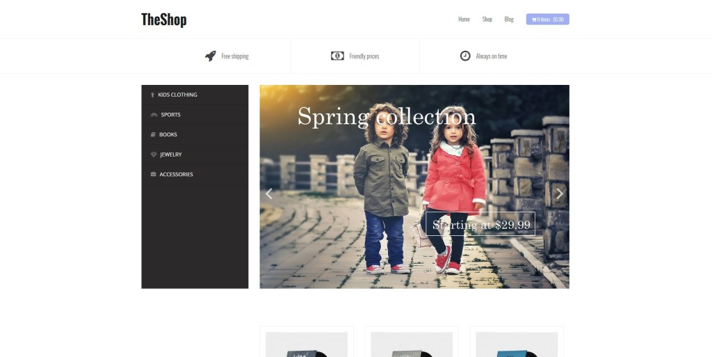 Best Free WooCommerce WordPress Themes 2016