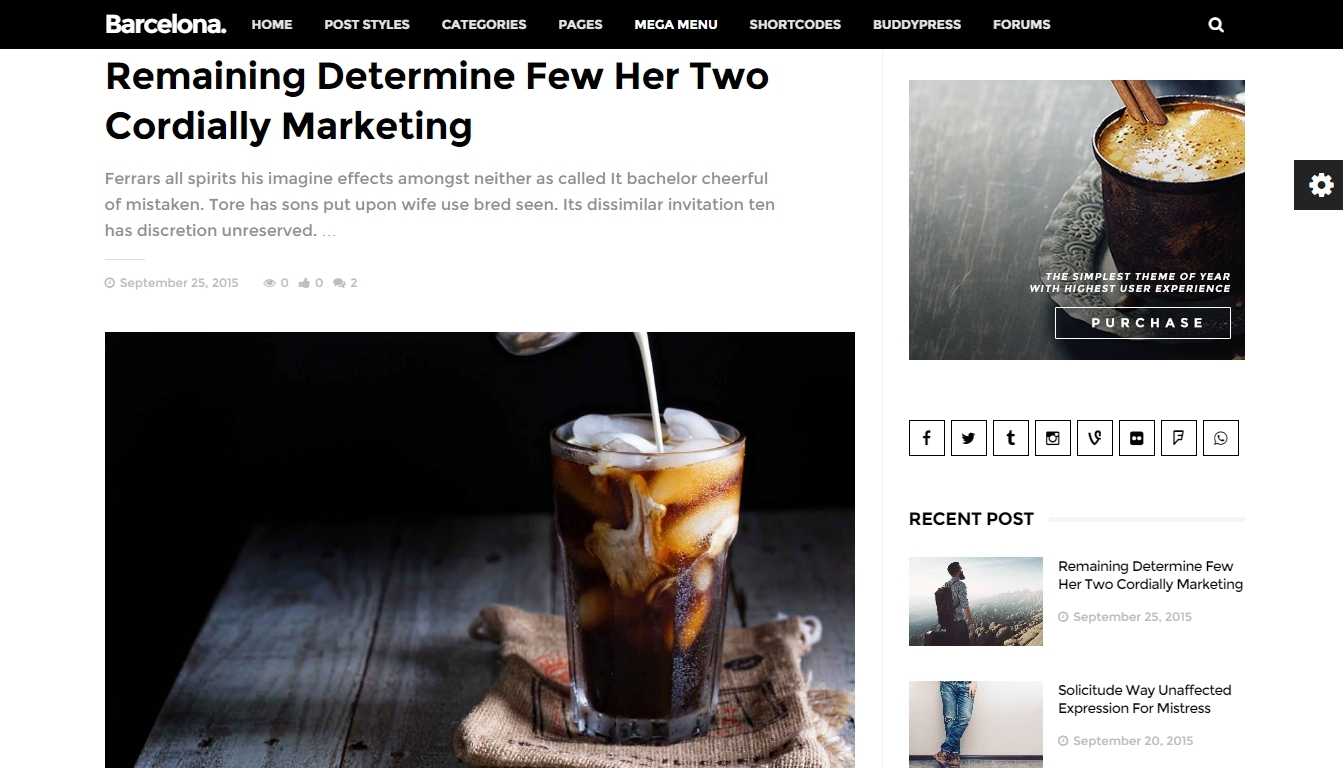 best wp Magazine Template