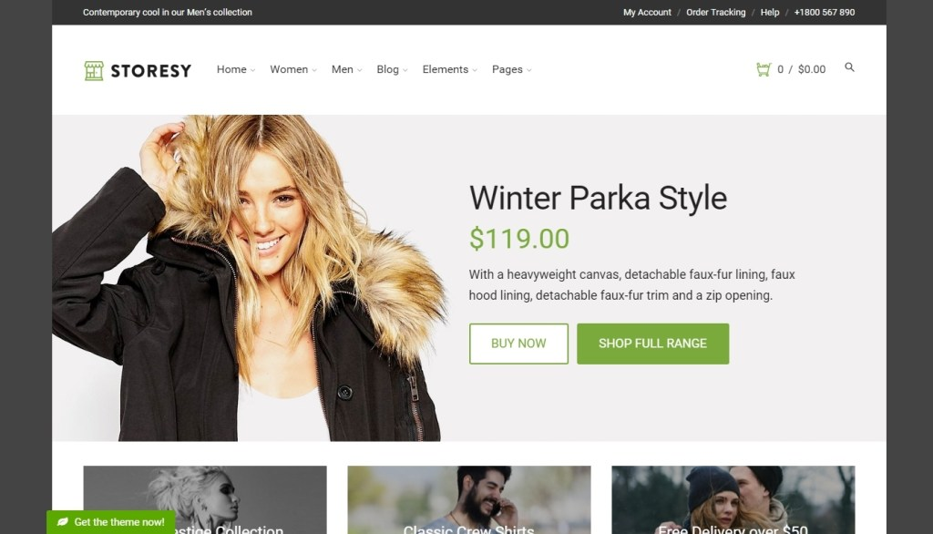 astonishing WP ecommerce templates of 2016