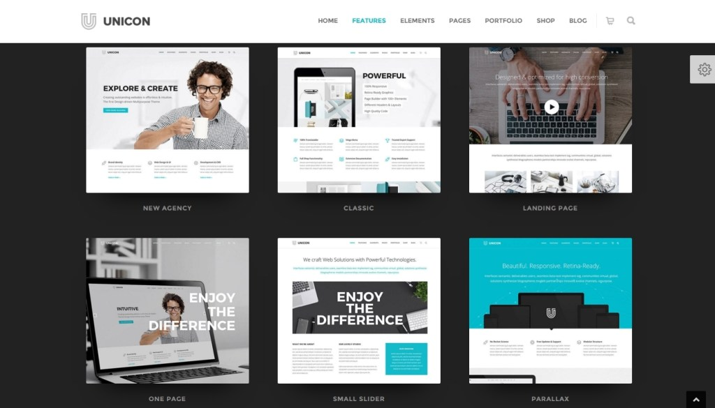 cute WP themes 2016 – the best premium WordPress templates