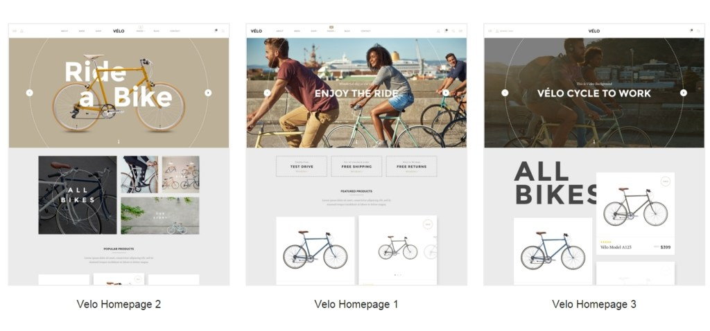 gorgeous WP ecommerce templates of 2016