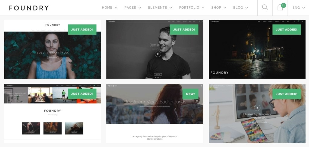 inviting best one page wordpress theme of 2016