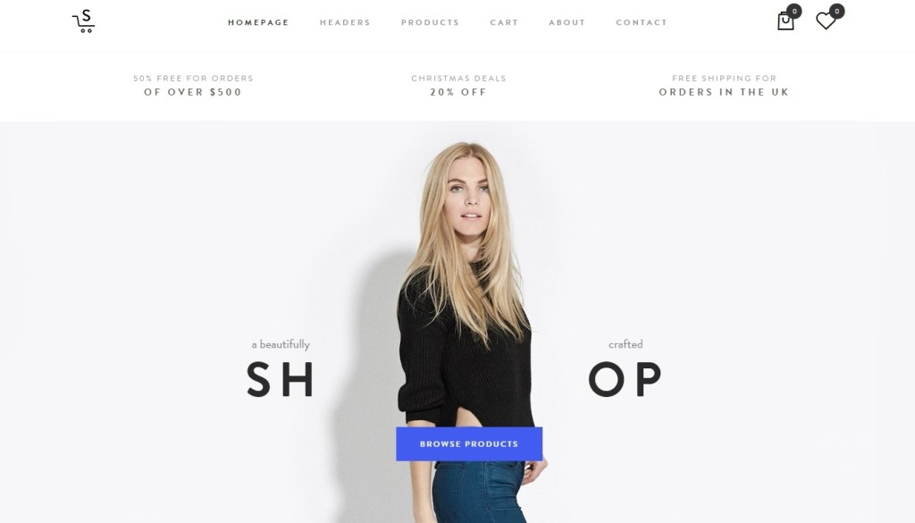 perfect WP ecommerce templates of 2016