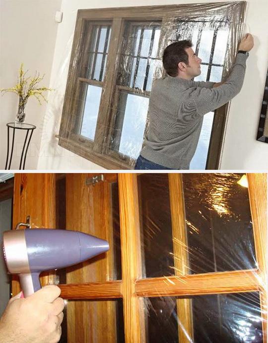Как утеплить старые деревянные окна