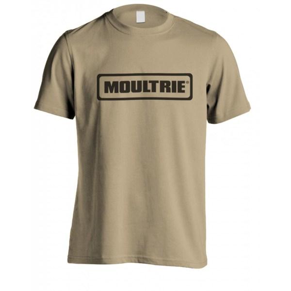 Moultrie - tričko - kakhi
