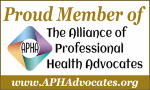 Alliance of Professional Health Advocates badge