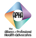 Member of Alliance of Professional Health Advocates
