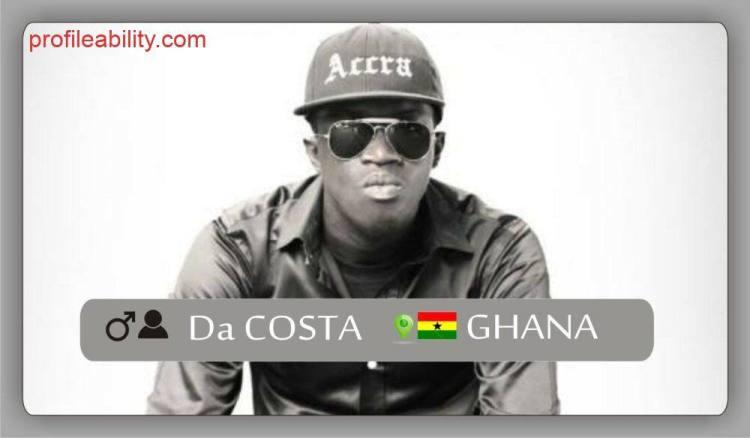 Da_Costa_GH_Rapper