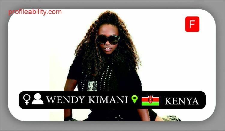 Wendy Kimani