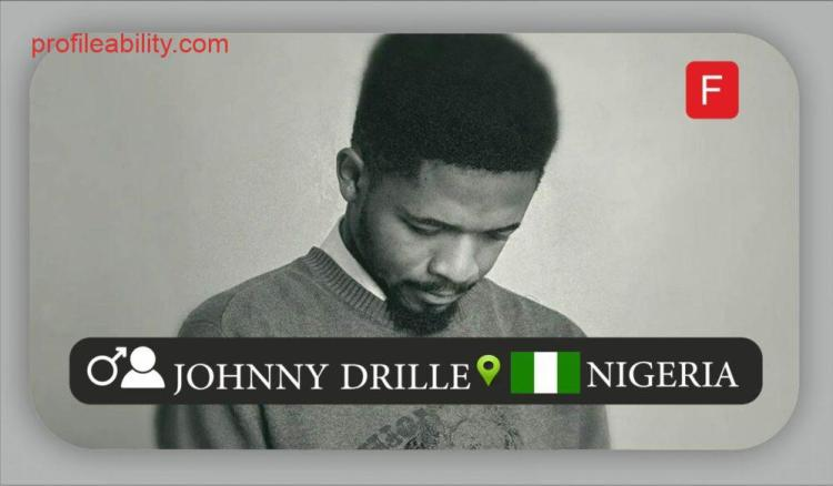 Johnny Drille Profile