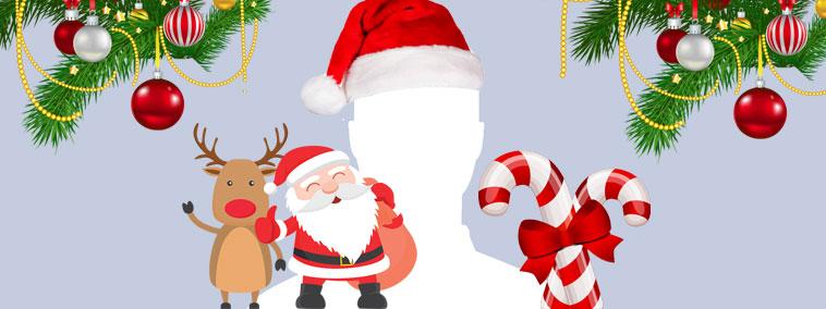 christmas-frames-filter-facebook-xmas - Profile Picture Frames for Facebook