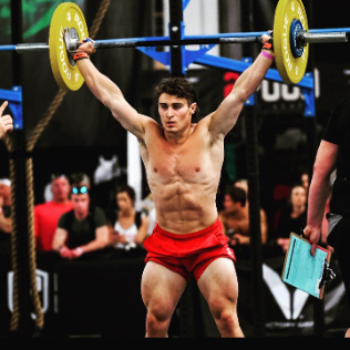 Athlete: Justin Medeiros | CrossFit Games