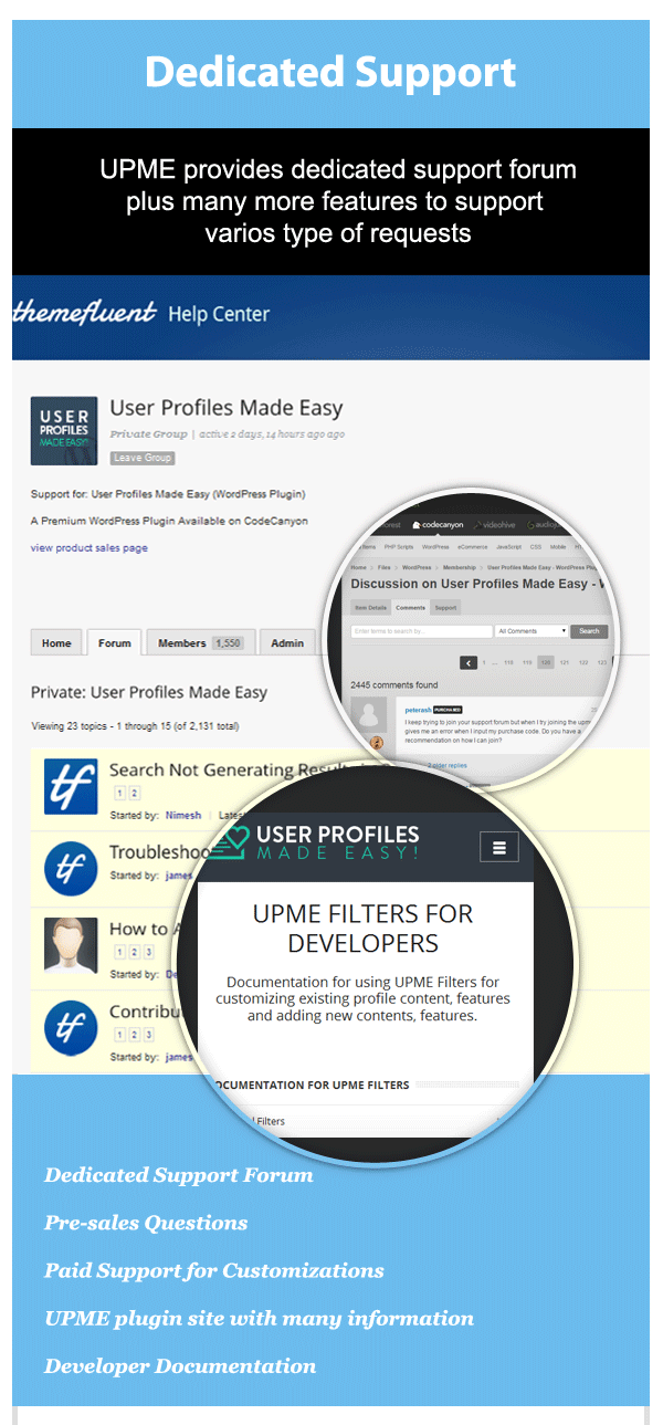 User Profiles Made Easy - WordPress Plugin - 276