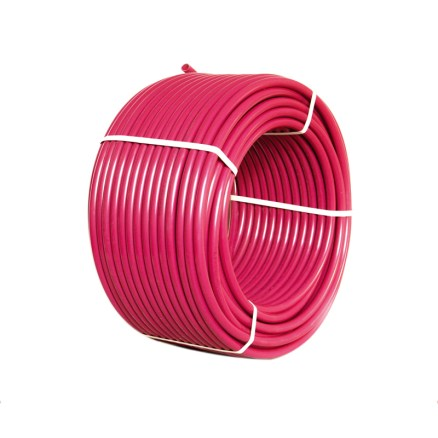 HDPE pipe and fittings for ground source heat pump system