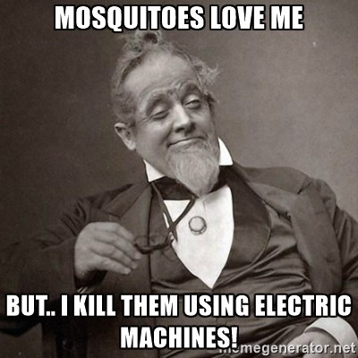 Get Rid Of Mosquitoes With No Hassle At All Find Out How!