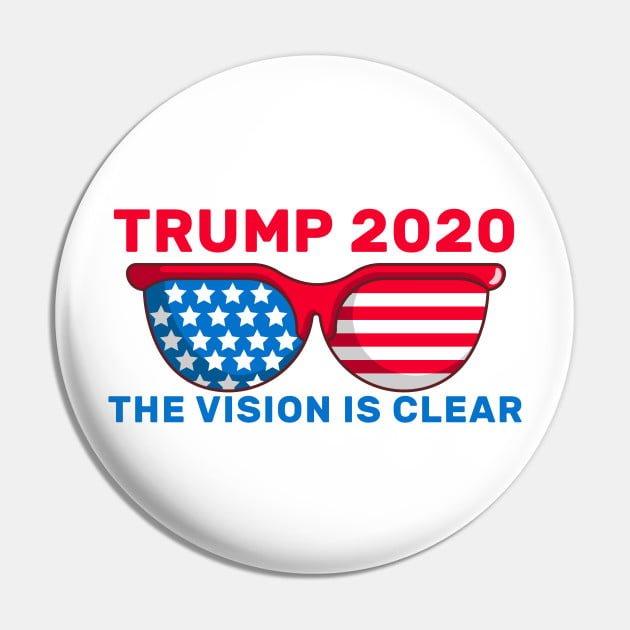 Trump 2020 Profile Picture Frame