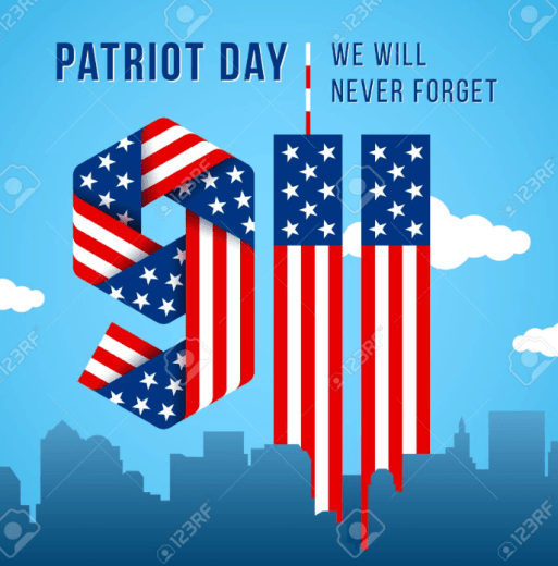 Patriot Day Profile Picture Frame
