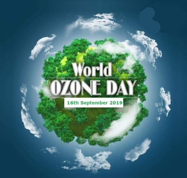 World Ozone Day Profile Picture Frame