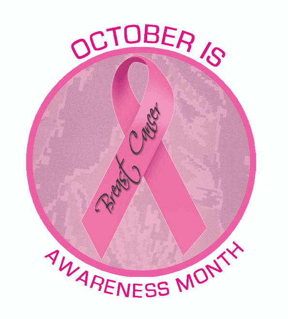 Breast Cancer Awareness Profile Picture Frame