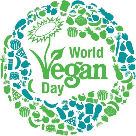 World Vegan Day Profile Frame