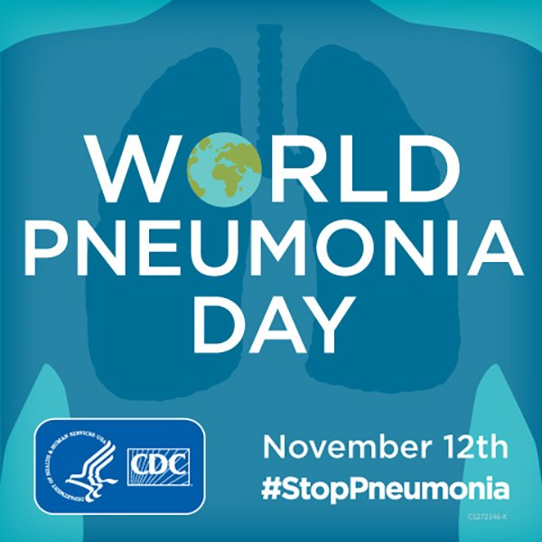 World Pneumonia Day Profile Frame