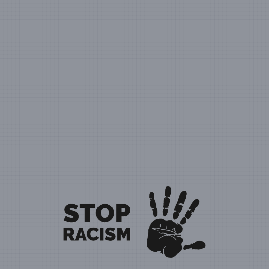 Stop Racism Frame