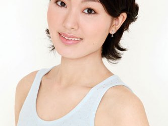 若手女優のプロフィール写真