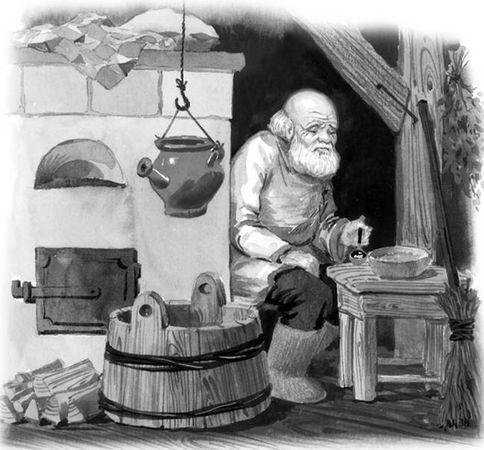 Matendo ya Simba Nikolayevich Tolstoy  Simba mafuta