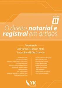 Livro: O direito notarial e registral em artigos