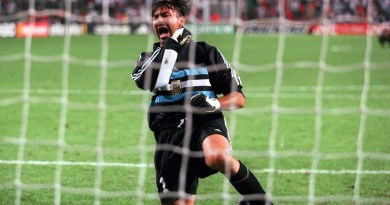 Whatever happened to Carlos Roa? The goalkeeper who rejected Man Utd to await the end of the world