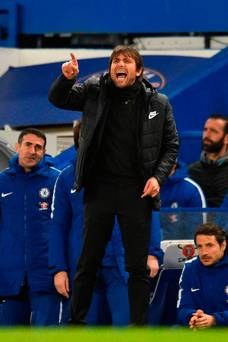 Conte prepared to 'suffer' to create a way past Barcelona