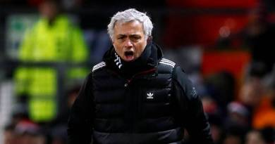 Jose Mourinho: Anyone with a brain and common sense can see Manchester United are in transition