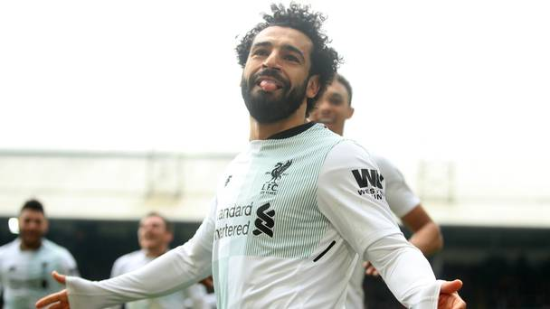 Late Mohamed Salah strike seals comeback win for Liverpool
