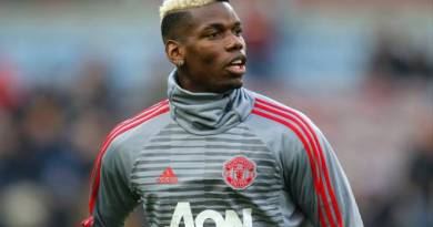 Pogba and Mourinho 'barely on speaking terms' as possibility of summer exit increases
