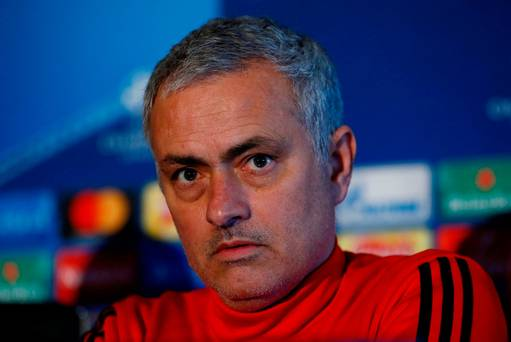 The full transcript of Jose Mourinho's extraordinary 12 minute rant defending his record as Man United manager