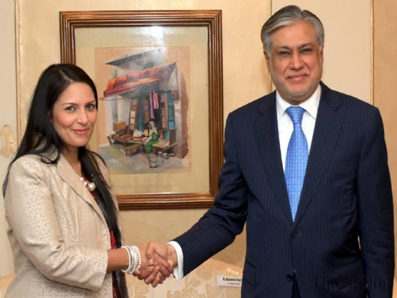 Dar Priti For Enhanced Bilateral Ties Between Pakistan