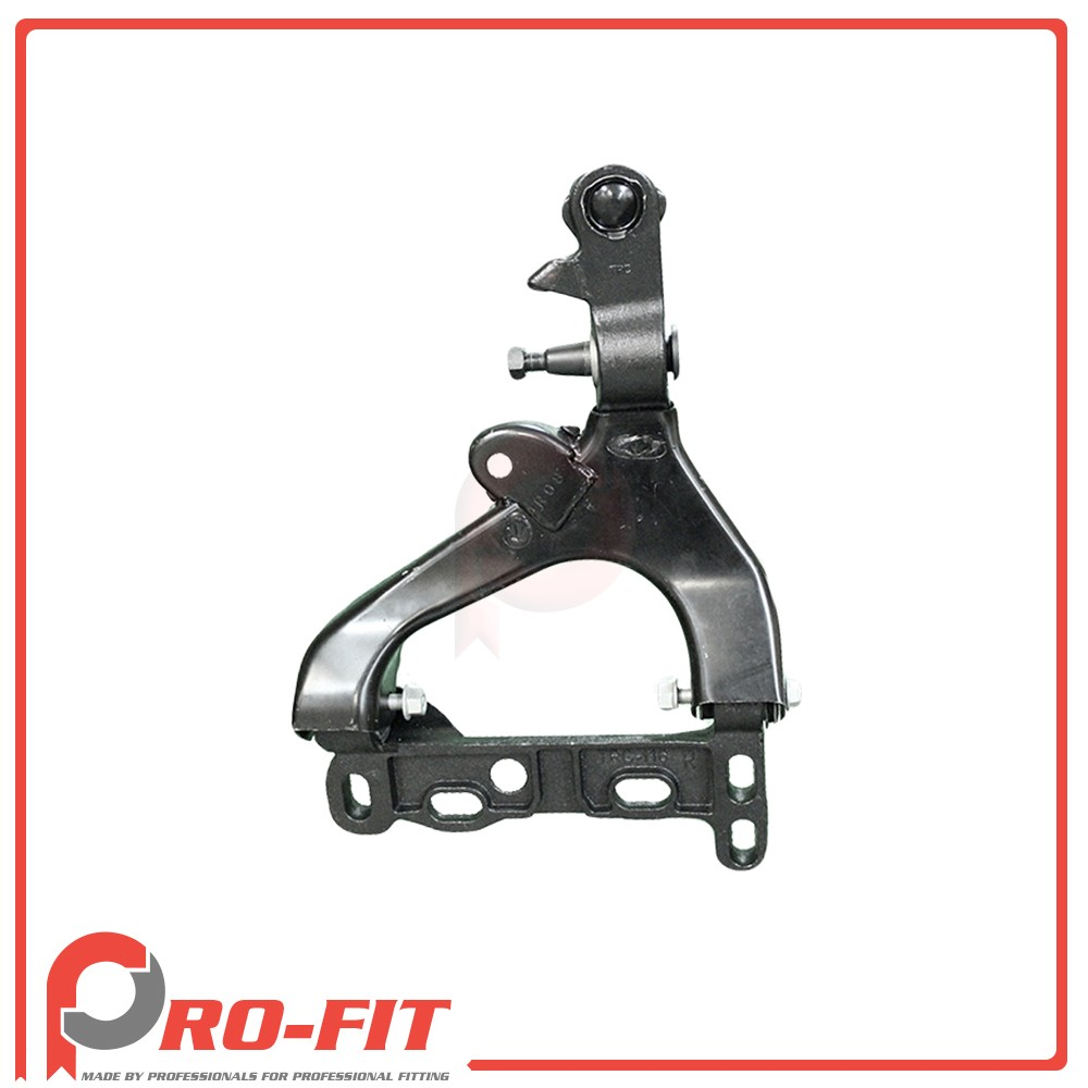 hight resolution of control arm and ball joint assembly front right lower 101146