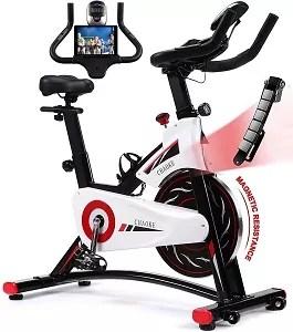 Exercise Bike, CHAOKE Indoor Cycling Bike