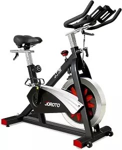 JOROTO Belt Drive Indoor Cycling
