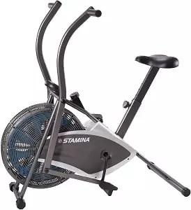 Stamina Air Resistance Exercise Bike 876