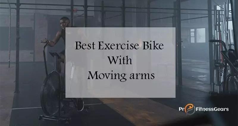 bestdual action exercise bike
