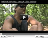 network marketing sponsorship