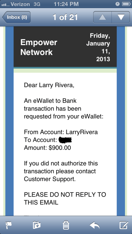 Larry Rivera | Empower Network