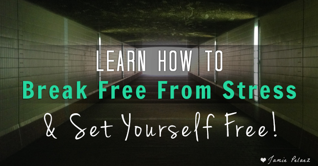 Learn How To Break Free From Stress | Are You Addicted to Stress?
