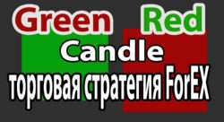 стратегия green red candle