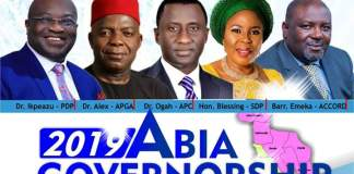 Abia election debate