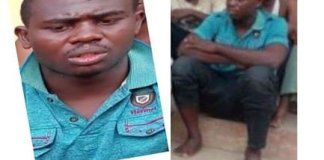 Soldier Arrested For Raping A Girl In The Presence Of Her Parents In Yobe State